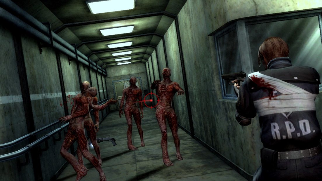 survival horror game -#main