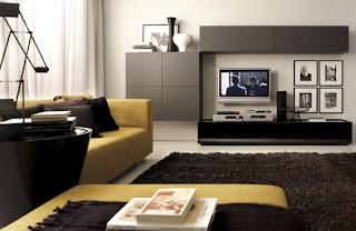 Modern living room furniture ideas.   An Interior Design