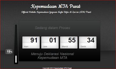 Website Resmi Kepemudaan Yayasan Majlis Tafsir Al Quran(MTA) Pusat Surakarta | Blog Dillah | Jasa Pembuatan Website