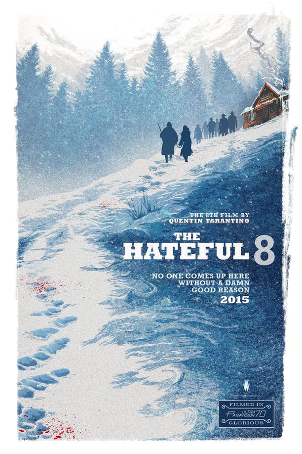 Tarantino, film ,Comic con, poster, novità