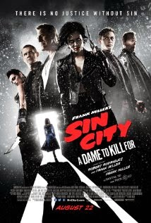 Sin City: A Dame to Kill For (2014) - Movie Review