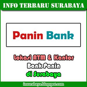 Lokasi ATM dan Kantor Bank Panin di Surabaya