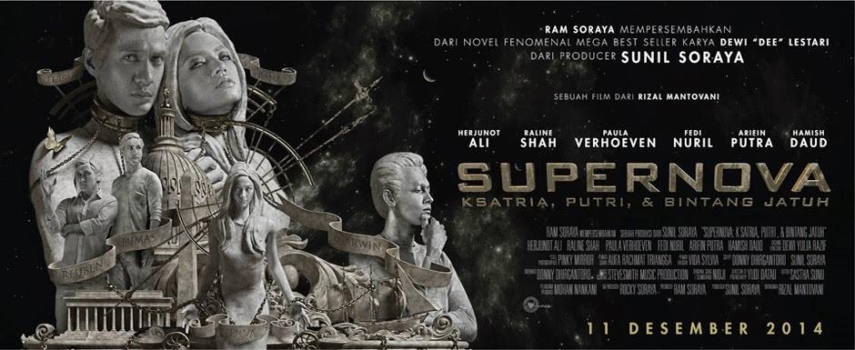 Sinopsis Film Supernova