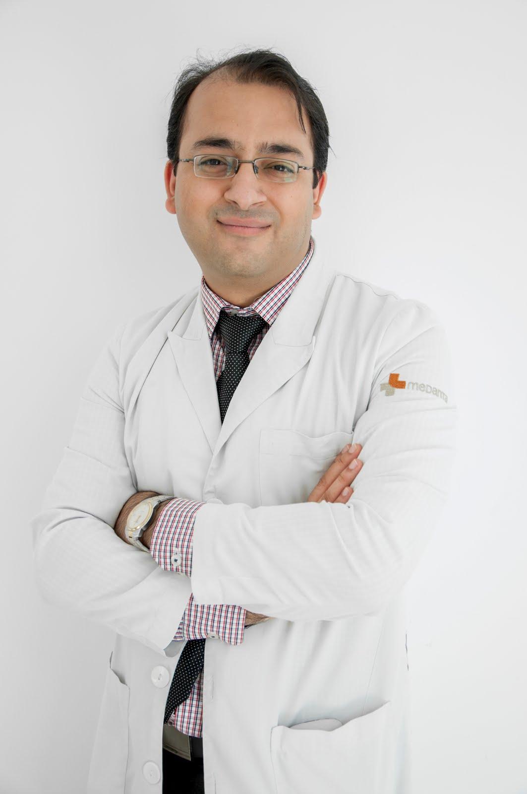 Dr Sidharth Sethi