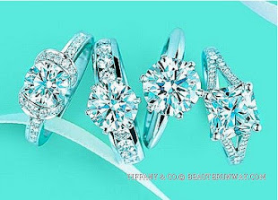 TIFFANY &amp; CO. ENGAGEMENT RING GUIDE + 175th ANNIVERSARY REGAL LEGACY