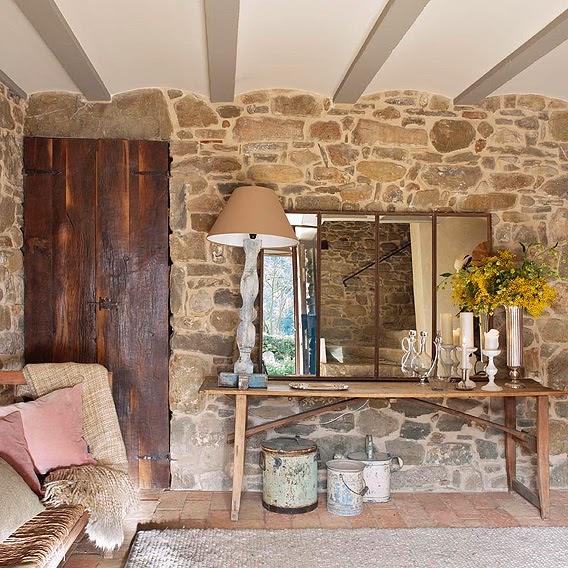 Estilo rustico casa rustica en la provenza rustic house in provenza - Casas en la provenza ...