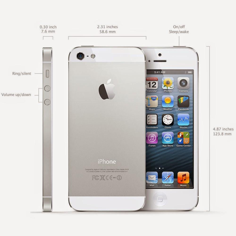 Daftar harga Hp merk Apple Februari 2015