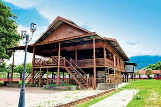 Souraja - Traditional Houses of Central Sulawesi