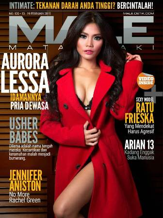 Download Gratis Majalah MALE Mata Lelaki Edisi 120 Cover Model Aurora Lessa MALE Mata Lelaki 120 Indonesia | Cover MALE 120 Siti Aurora Lessa - Tak Lagi Manja | www.insight-zone.com