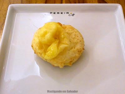 Pereira Café: Pão de Queijo