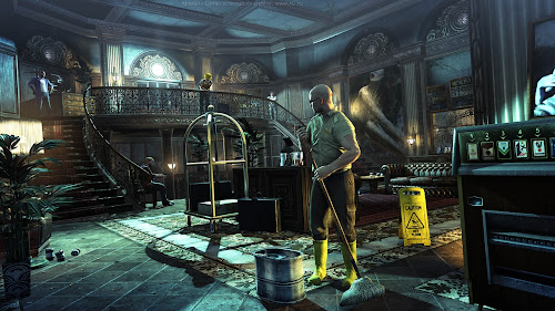 Hitman Absolution (2012) Full PC Game Mediafire Resumable Download Links