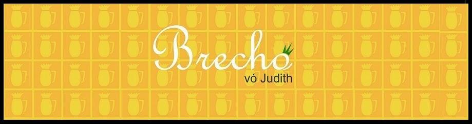 BRECHÓ VÓ JUDITH
