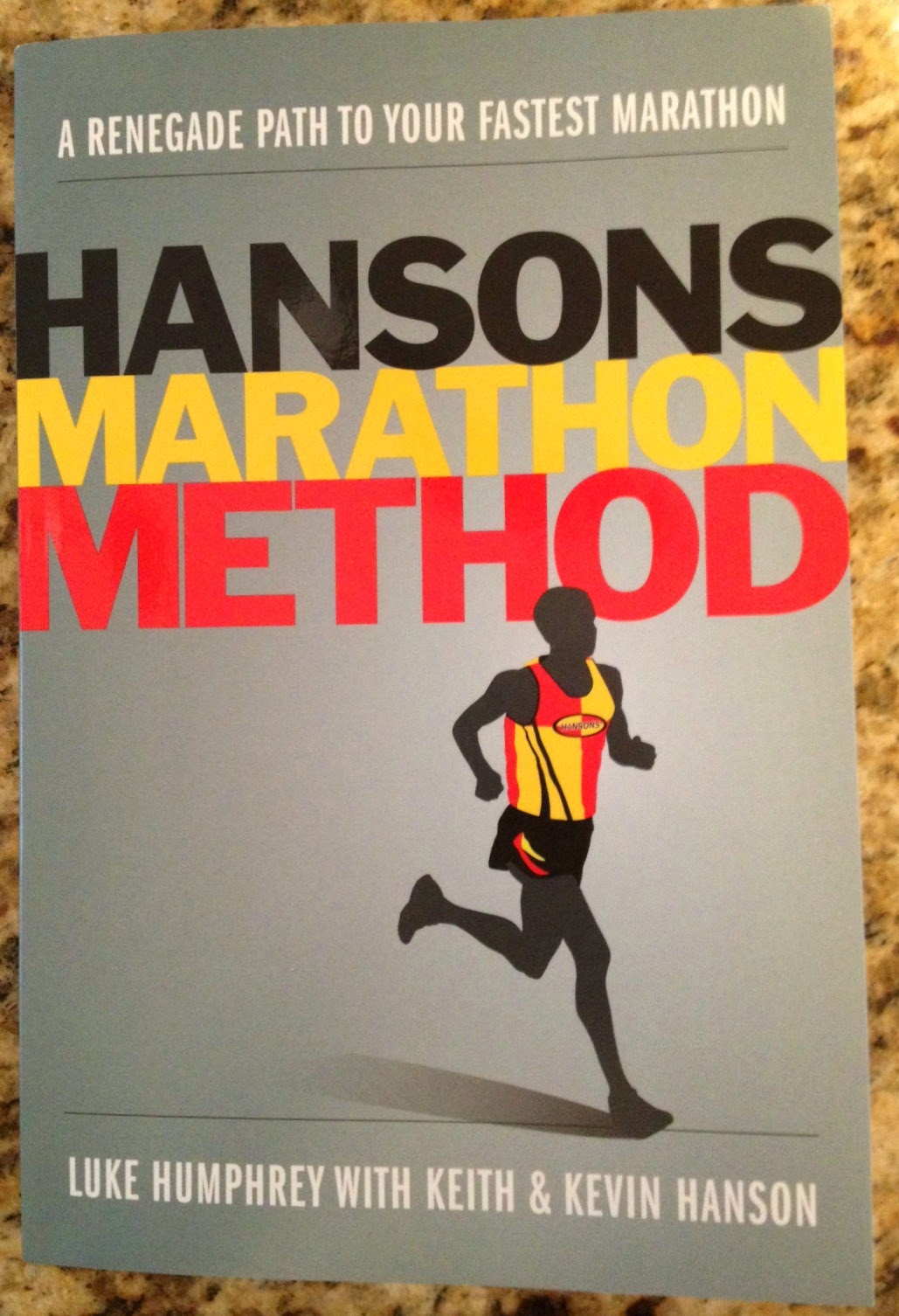 Hansons marathon training