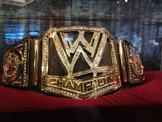 the WWE Championship, the richest prize in the game