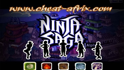 LIST CHEAT NINJA SAGA
