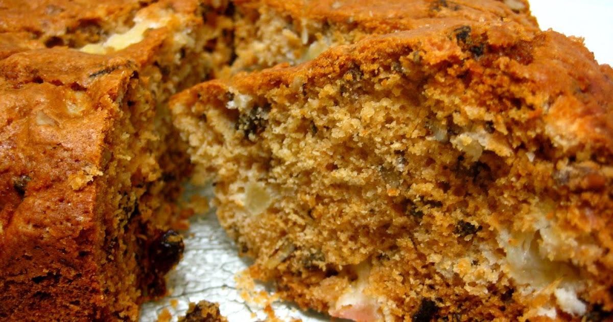 Walnut Apple Cake Nigella Lawson
