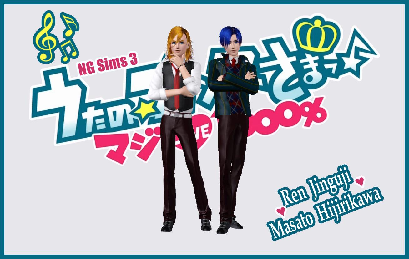 Sims3 sylvanes nackt scenes