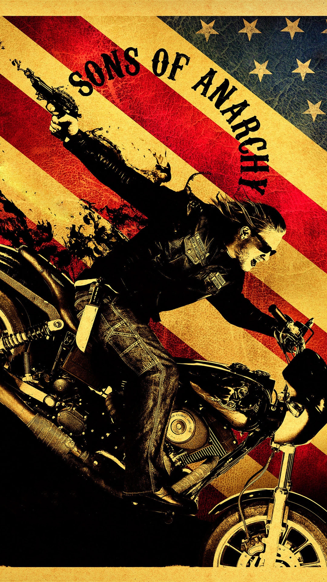 Android Best Wallpapers Sons Anarchy Series Jax Teller