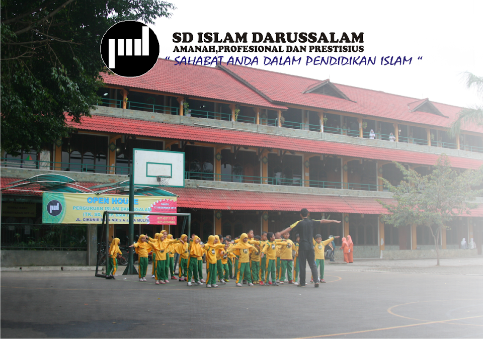 SD ISLAM DARUSSALAM PEKAYON