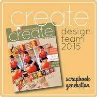 I design for Scrapbook Generation