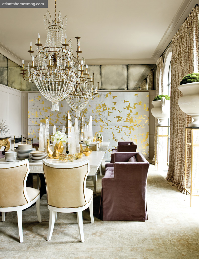 Debbie Jacobs Spring Is Here And So Are The Interior Design - Show houses interior design