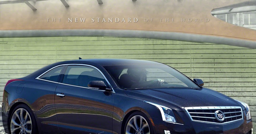 casey artandcolour cars 2014 cadillac ats coupe atc. Black Bedroom Furniture Sets. Home Design Ideas