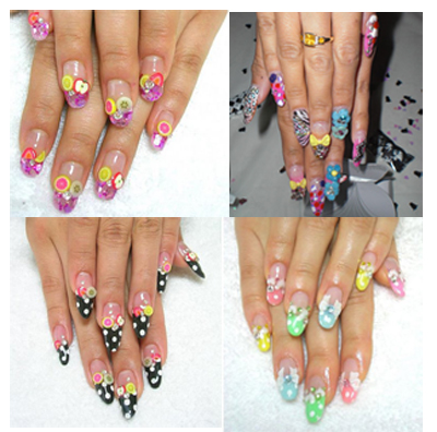 06 25 harajuku style jewellery nail art normal art food etc this