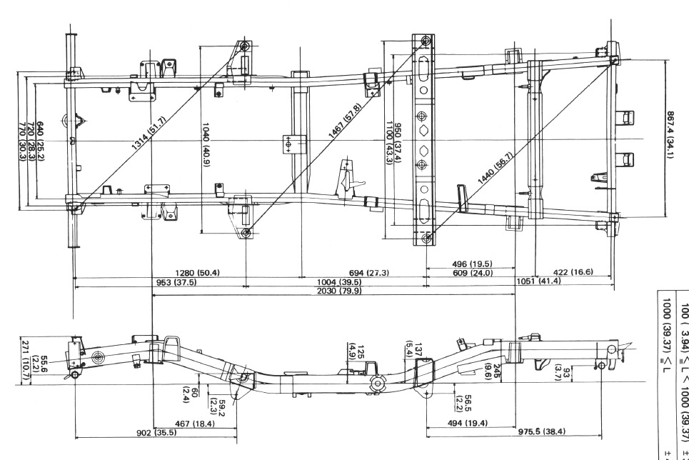 Manual Download  Sj 410 Chassis Dimensions