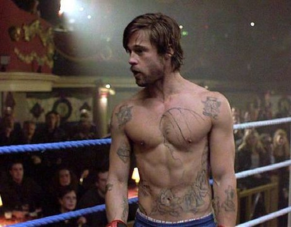 Brad Pitt Snatch Movie tattoos wallpapers