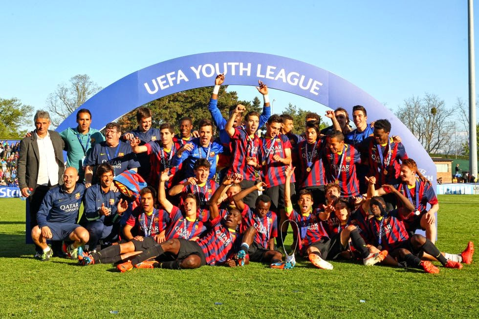 UEFA YOUTH LEAGUE 2014