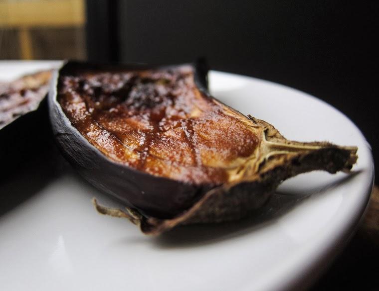... my own baked miso glazed eggplant nasu dengaku a popular japanese