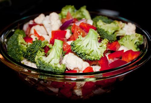 Dairy Free Soy Free Salad Broccoli Salad