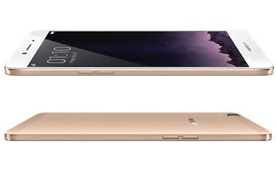 Oppo R7S, los mejores móviles chinos 2015