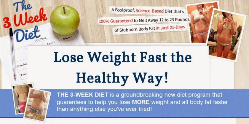 Reviews 3 Week Diet By Brian Flatt 3 Week Diet Program By Brian