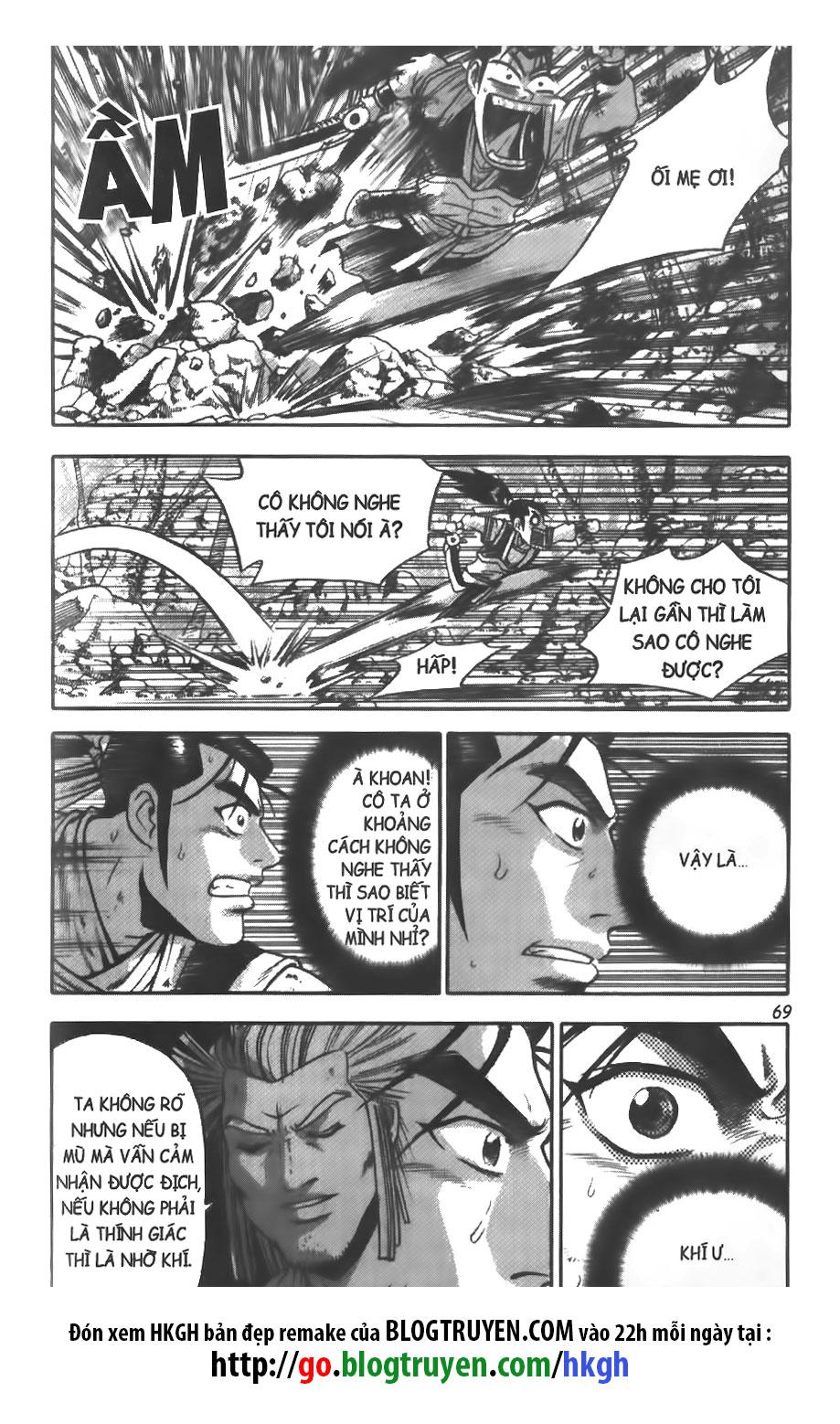 Hiệp Khách Giang Hồ - Hiệp Khách Giang Hồ Chap 289 - Pic 1