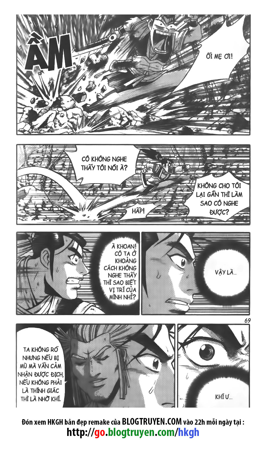 Hiệp Khách Giang Hồ chap 289 Trang 1 - Mangak.info