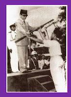 DETIK-DETIK KELAHIRAN GERAKAN PRAMUKA (9 Maret - 14 Agustus 1961)