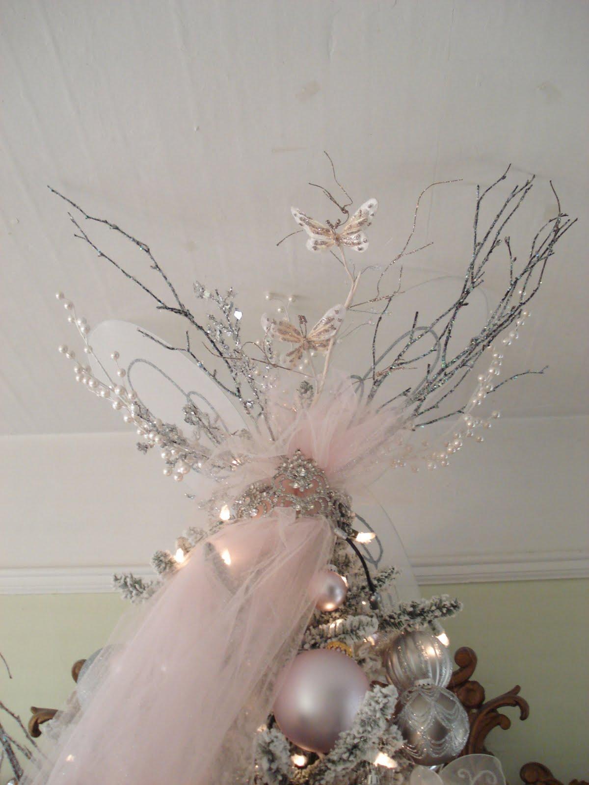 Angel Hair For Christmas Trees