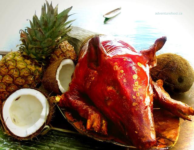 Babi Guling - Balinese Suckling Pig