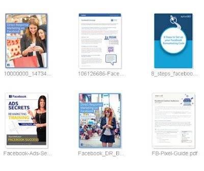 Download free bộ tài liệu về Remarketing