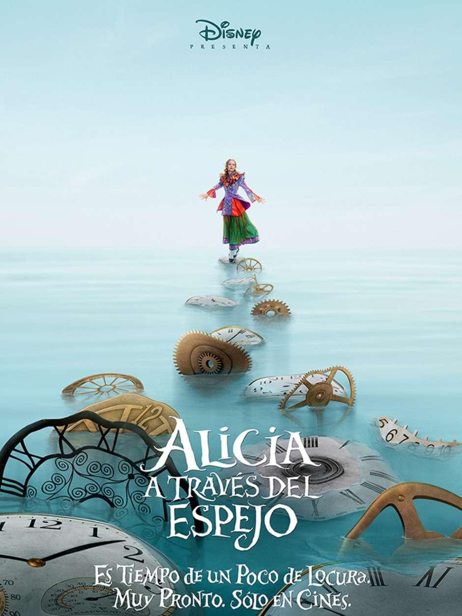 Alice Atrav�s do Espelho Dublado