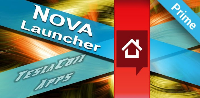 Android launcher , Nova Launcher Prime apk