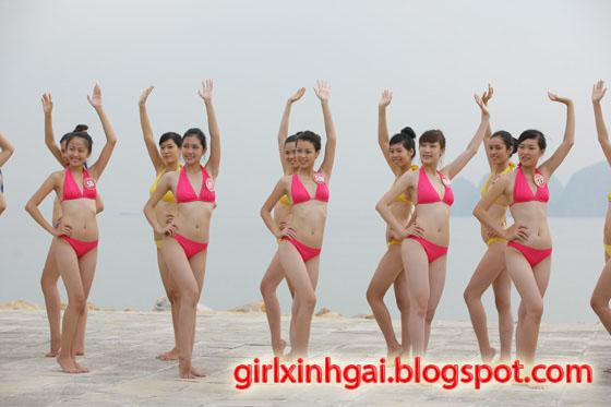 Hoa khôi áo tắm, miss bikini Vietnam, hình ảnh girl xinh bikini 8