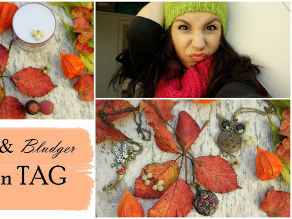 "The ""Berry & Bludger"" AUTUMN TAG"