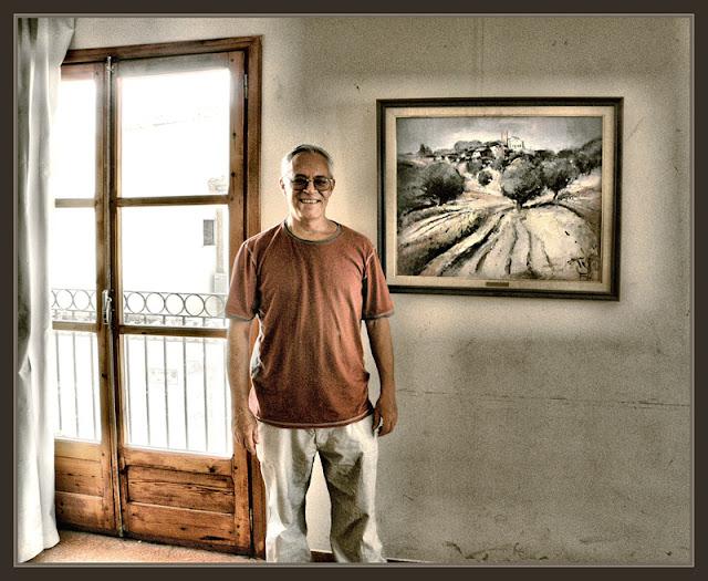 SANT VICENÇ DE CALDERS-AJUNTAMENT-EL VENDRELL-TARRAGONA-PINTURA-ART-PREMIOS-CUADROS-PINTOR-ERNEST DESCALS-