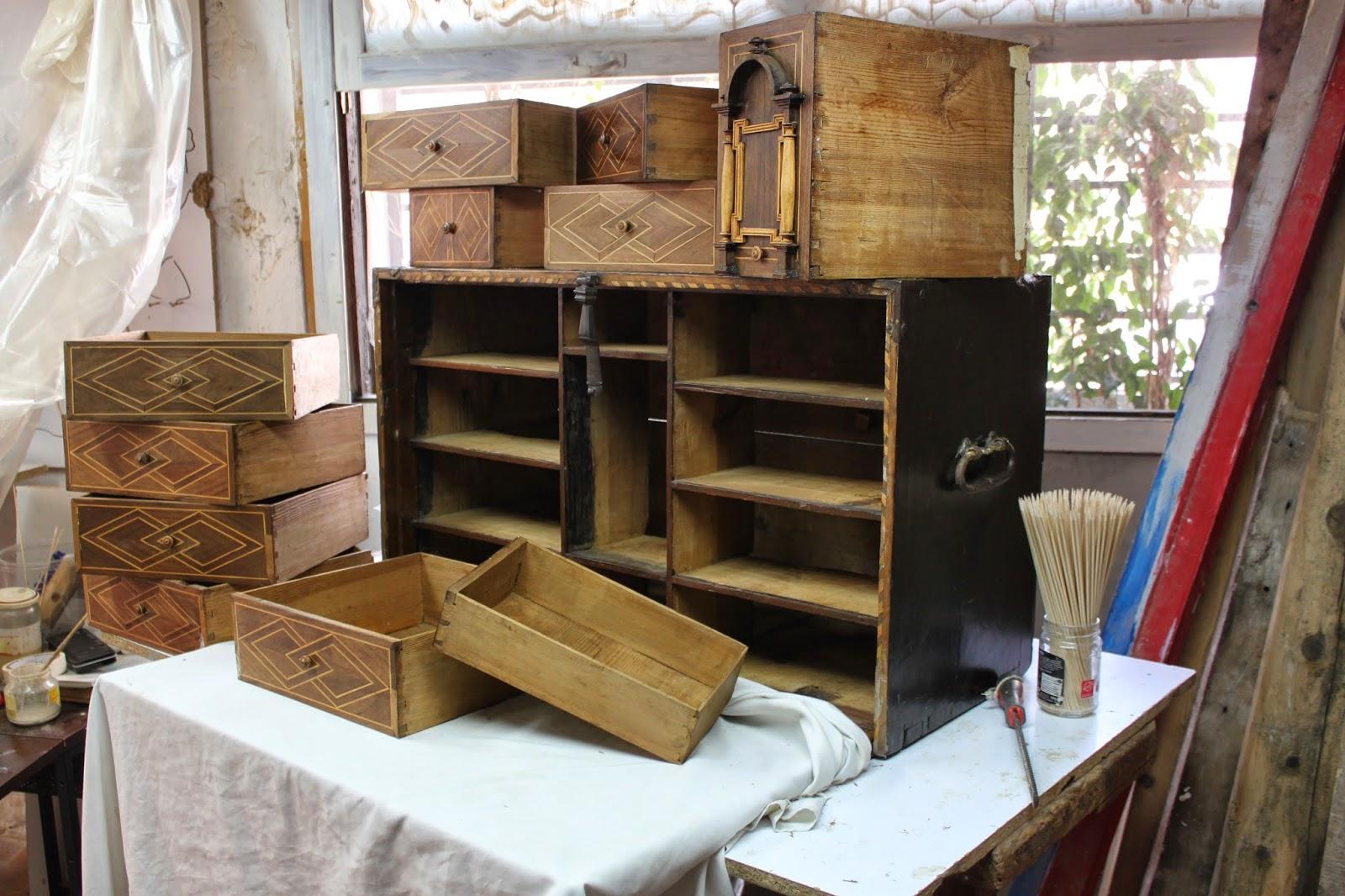 Dvm restauraci n - Restaurar muebles antiguos ...