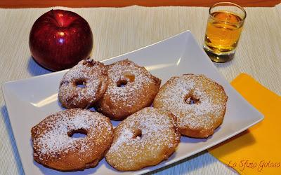 frittelle di mela al sidro