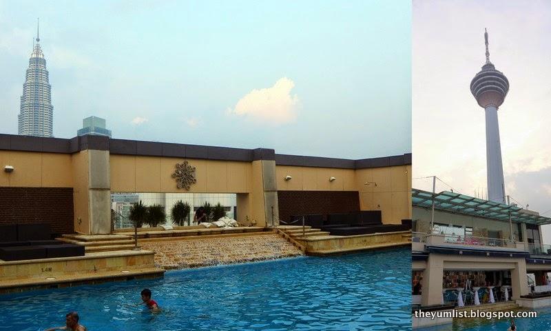 Cristallo de Luna, Pacific Regency Hotel and Suites