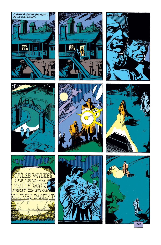 Captain America (1968) Issue #378 #311 - English 22