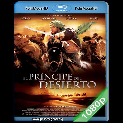 EL PRÍNCIPE DEL DESIERTO (2011) 1080P HD MKV ESPAÑOL LATINO